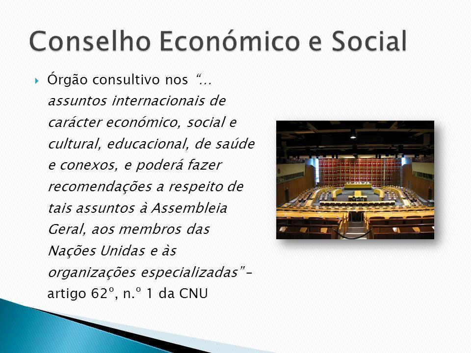 Conselho Económico e Social