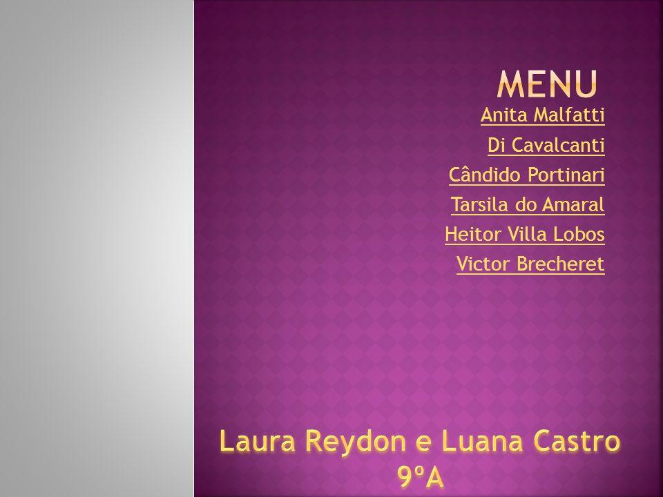 Laura Reydon e Luana Castro