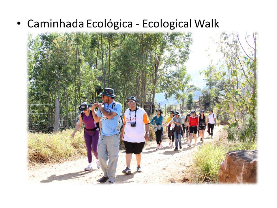 Caminhada Ecológica - Ecological Walk