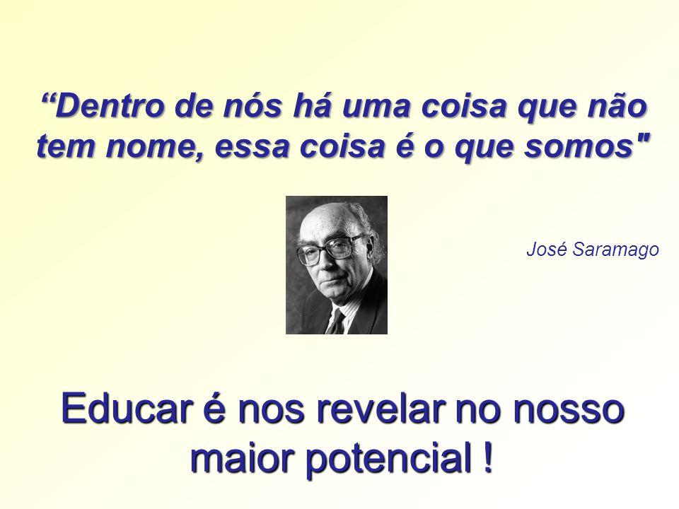 Educar é nos revelar no nosso maior potencial !