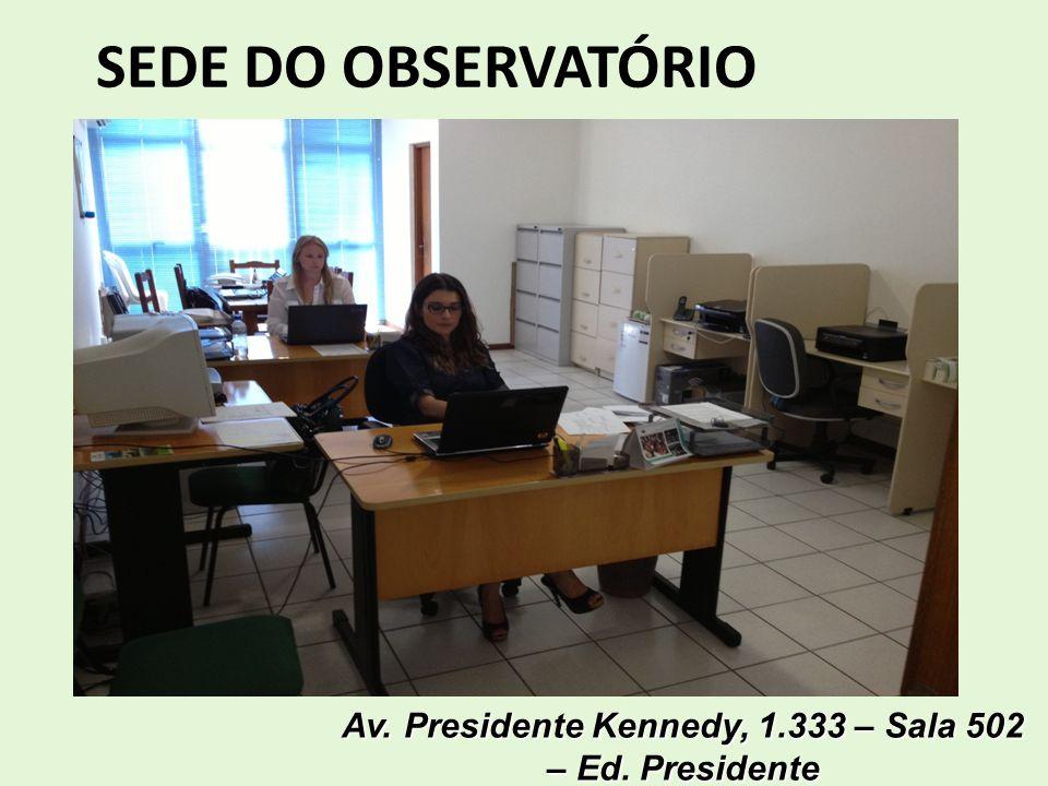 Av. Presidente Kennedy, 1.333 – Sala 502 – Ed. Presidente