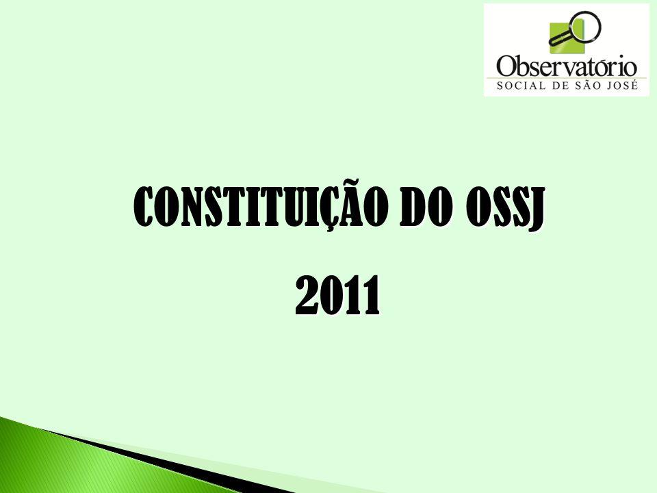 CONSTITUIÇÃO DO OSSJ 2011