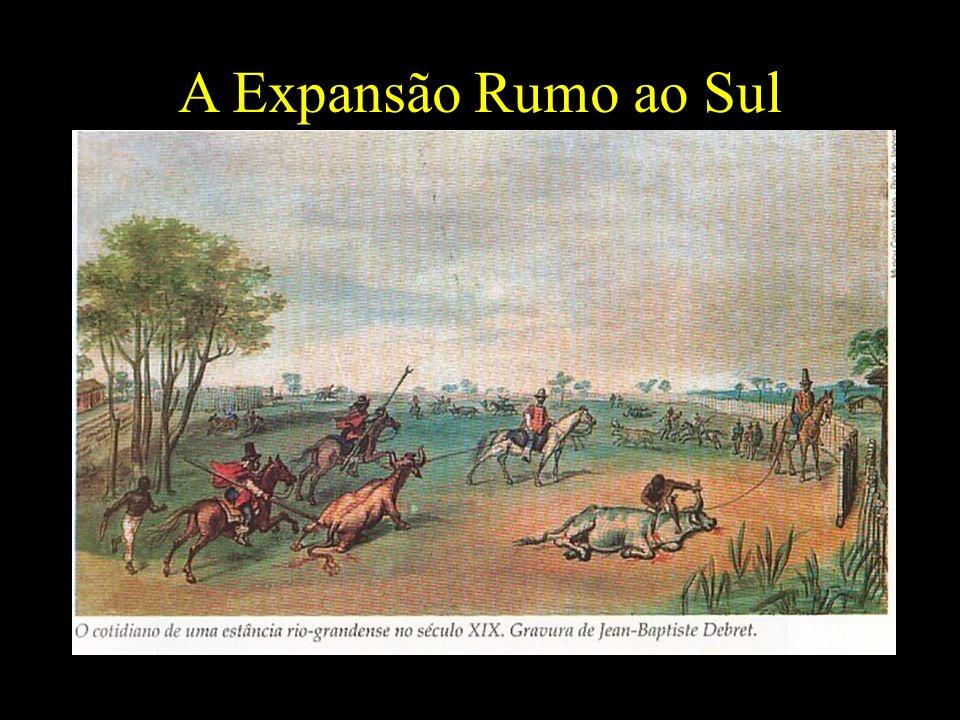 A Expansão Rumo ao Sul