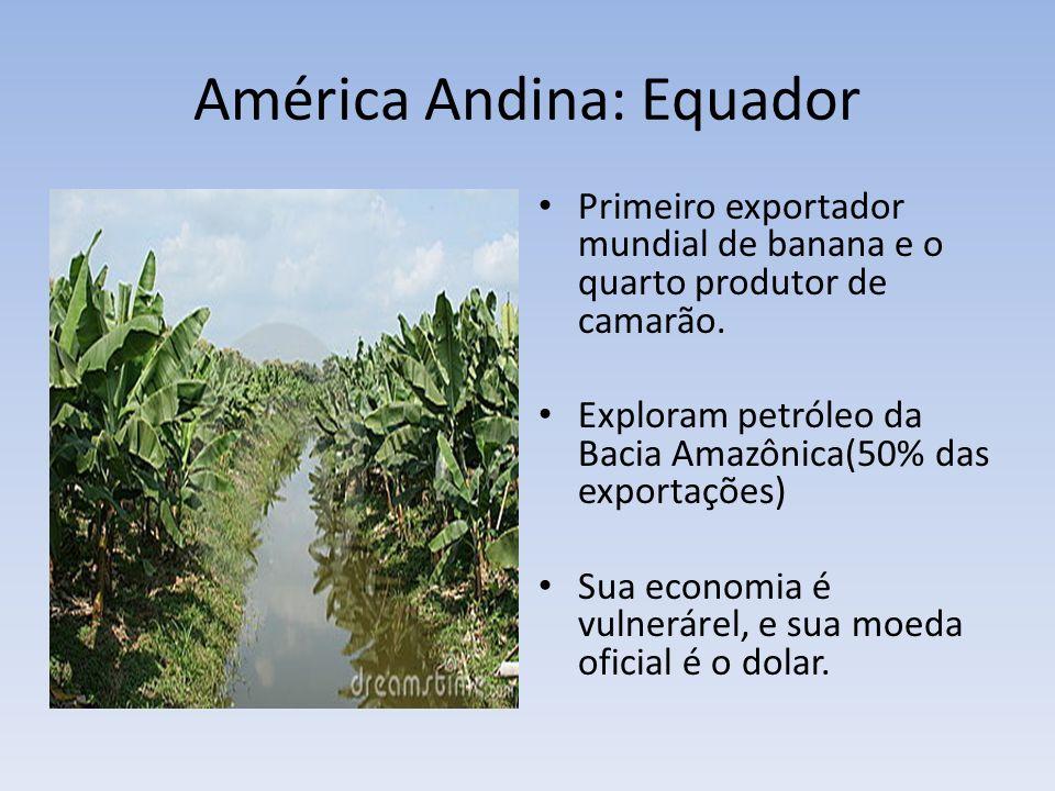 América Andina: Equador