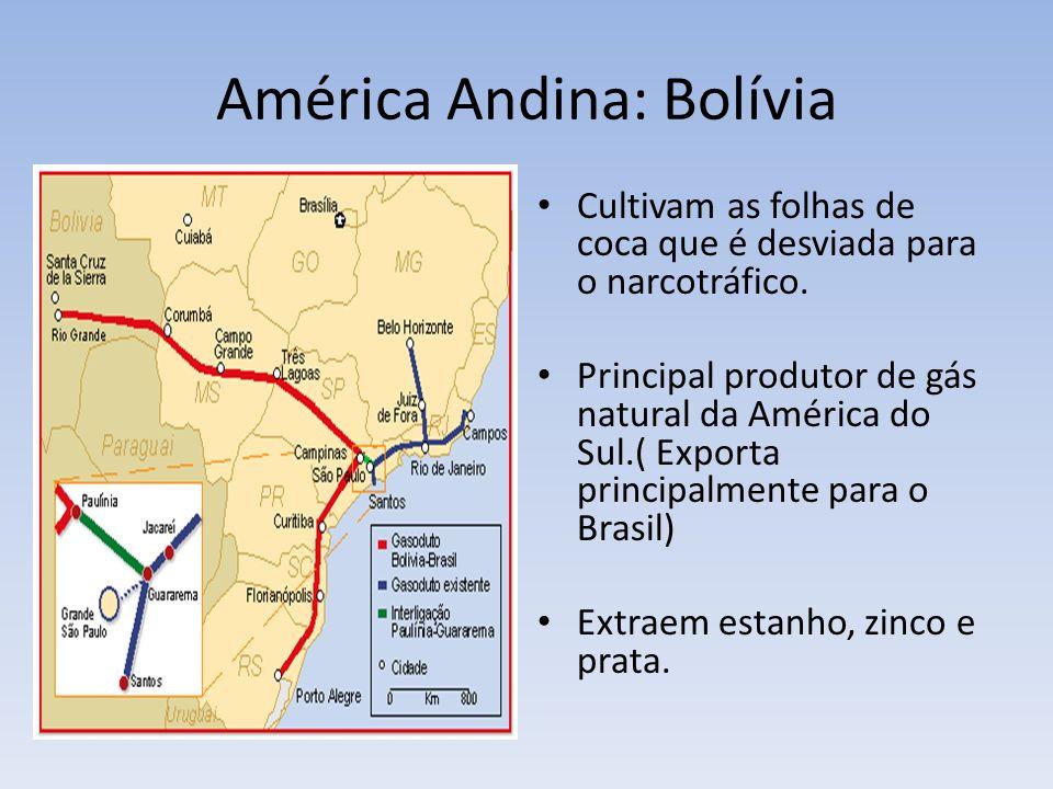 América Andina: Bolívia