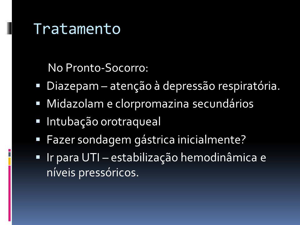 Tratamento No Pronto-Socorro: