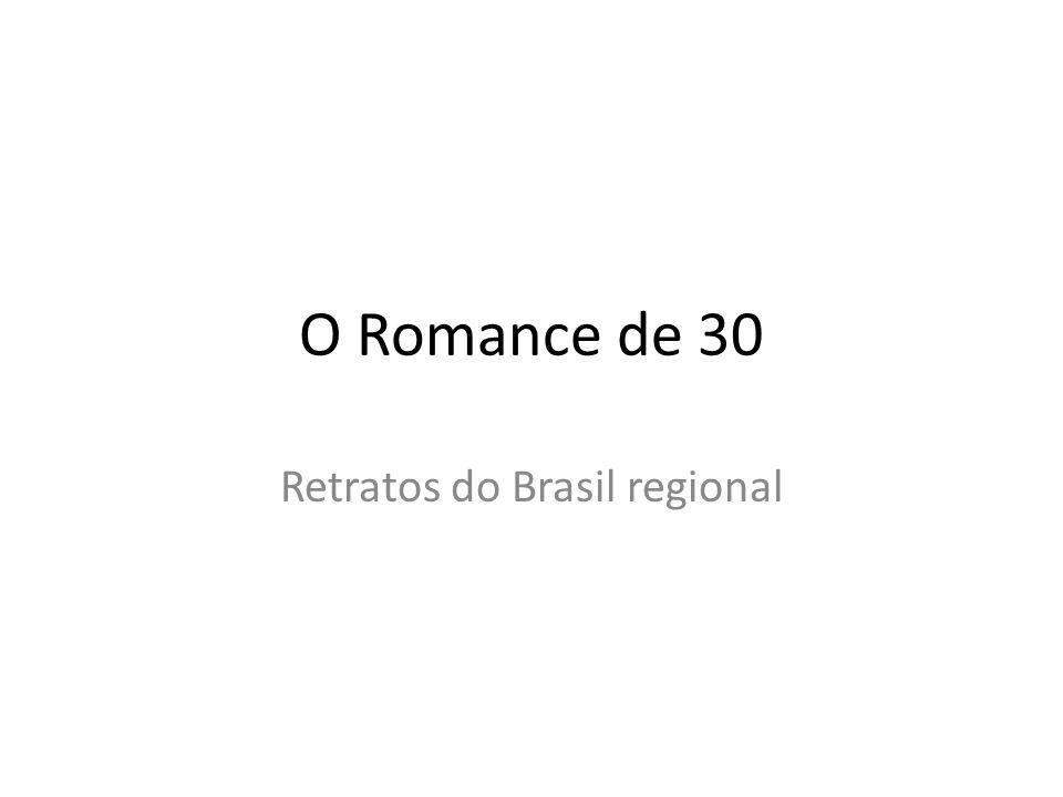 Retratos do Brasil regional