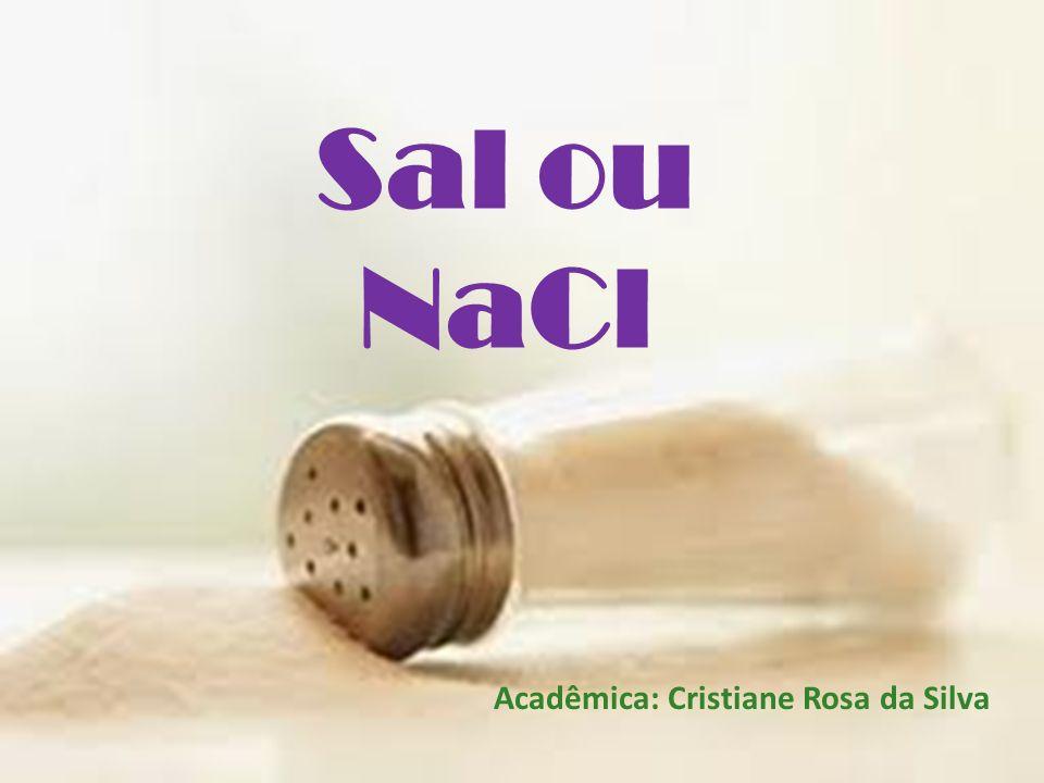 Acadêmica: Cristiane Rosa da Silva
