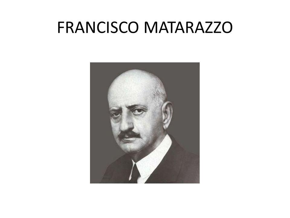 FRANCISCO MATARAZZO