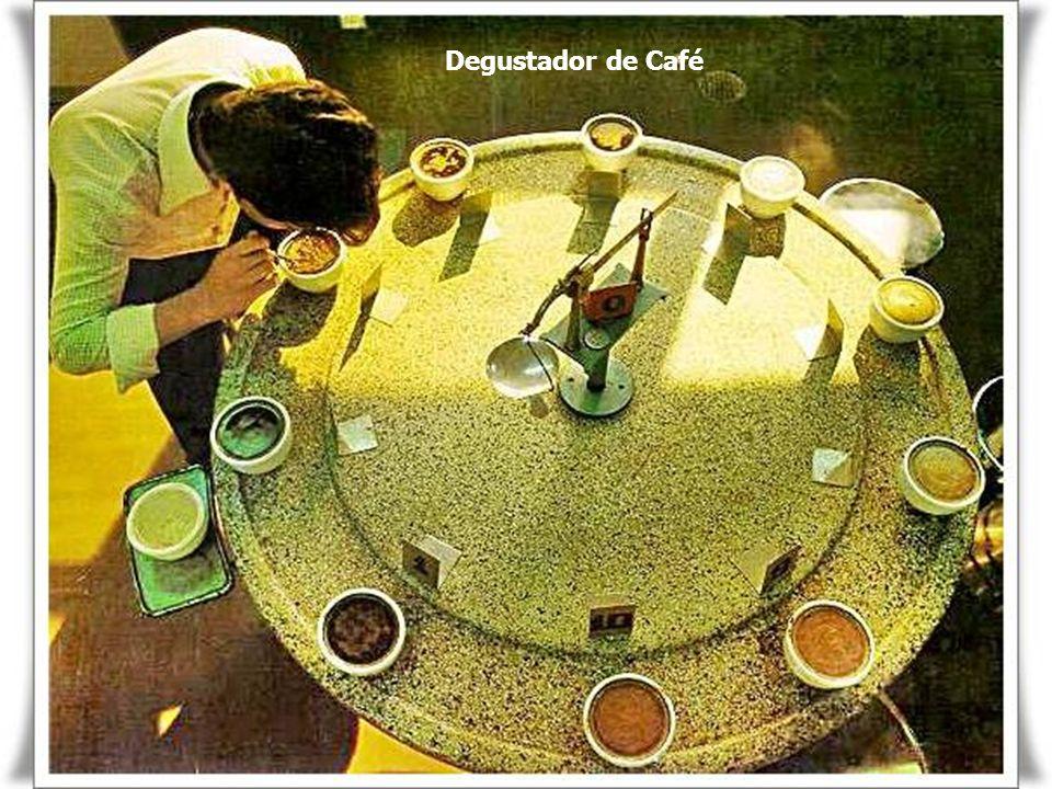 Degustador de Café
