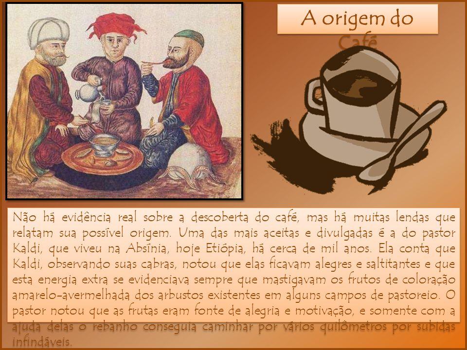 A origem do Café