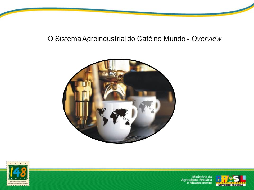 O Sistema Agroindustrial do Café no Mundo - Overview