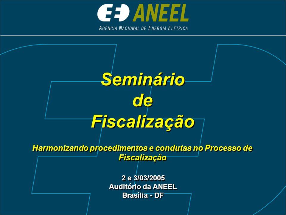Harmonizando procedimentos e condutas no Processo de Fiscalização