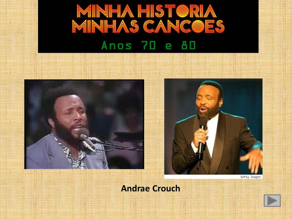 Andrae Crouch