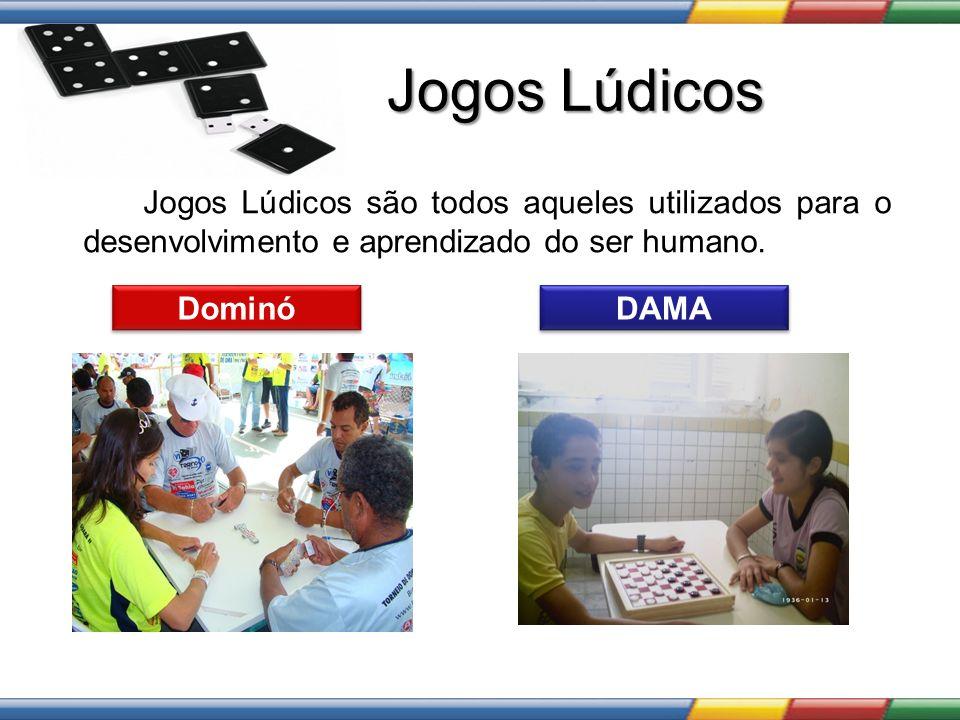 Jogos Lúdicos Dominó DAMA