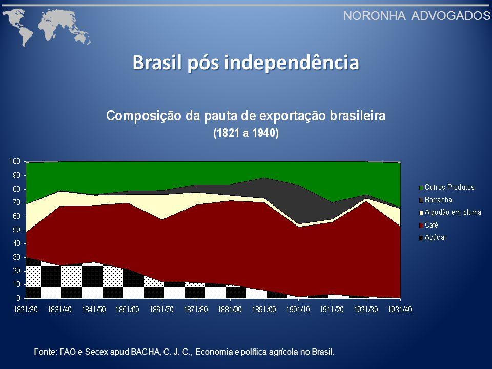 Brasil pós independência