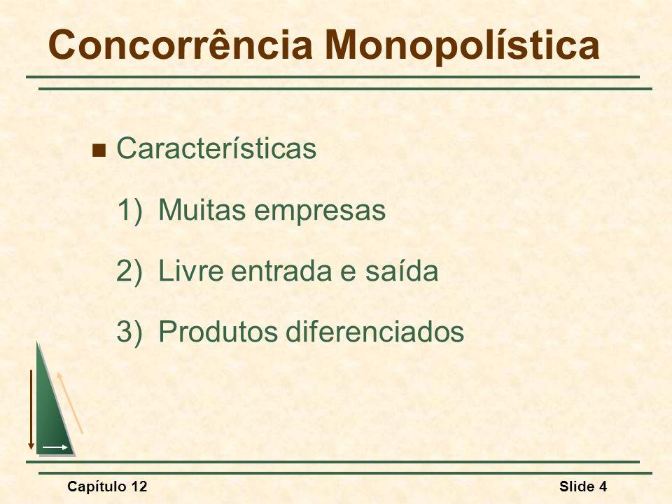 Concorrência Monopolística