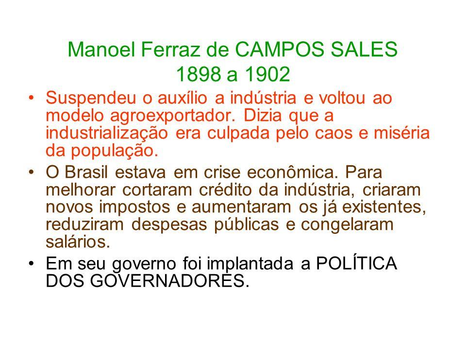 Manoel Ferraz de CAMPOS SALES