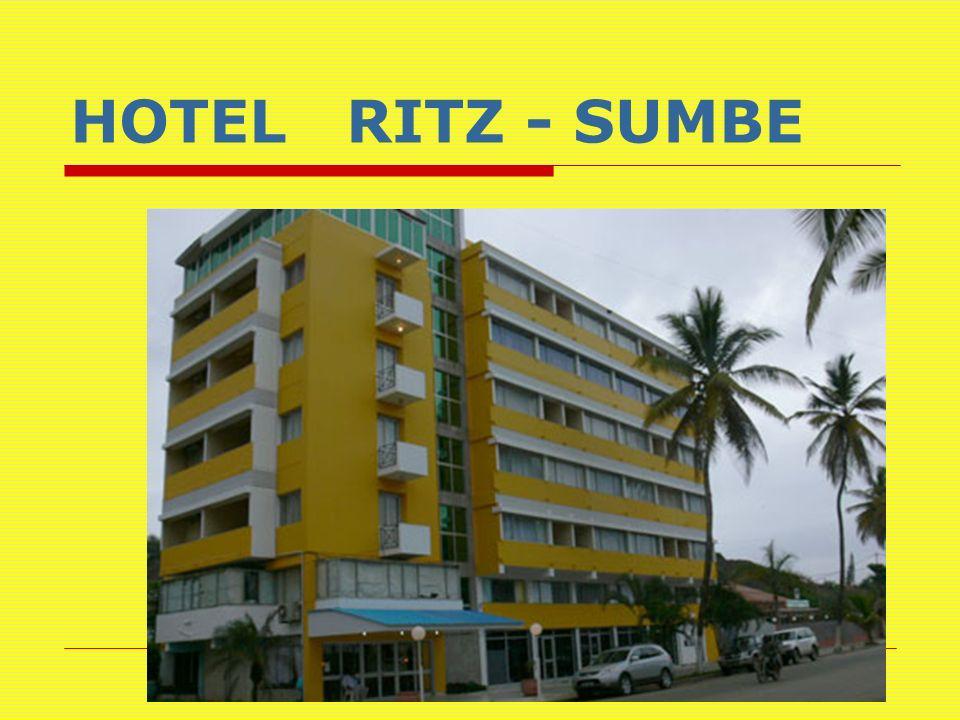 HOTEL RITZ - SUMBE