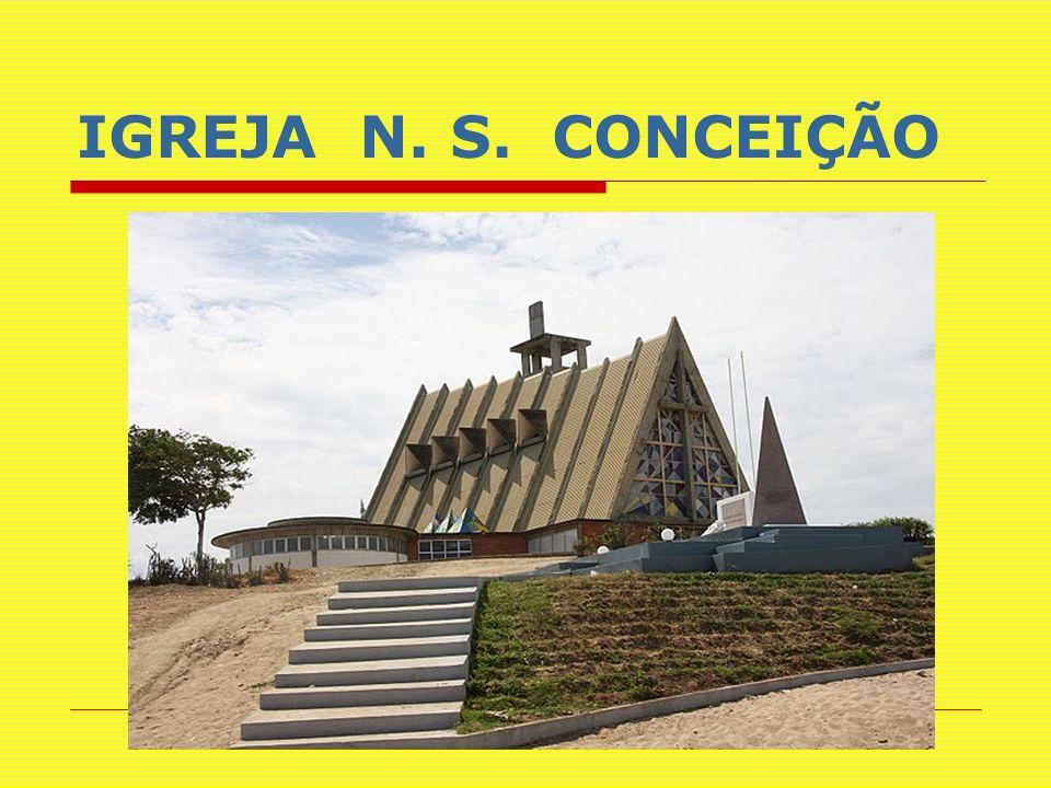 IGREJA N. S. CONCEIÇÃO