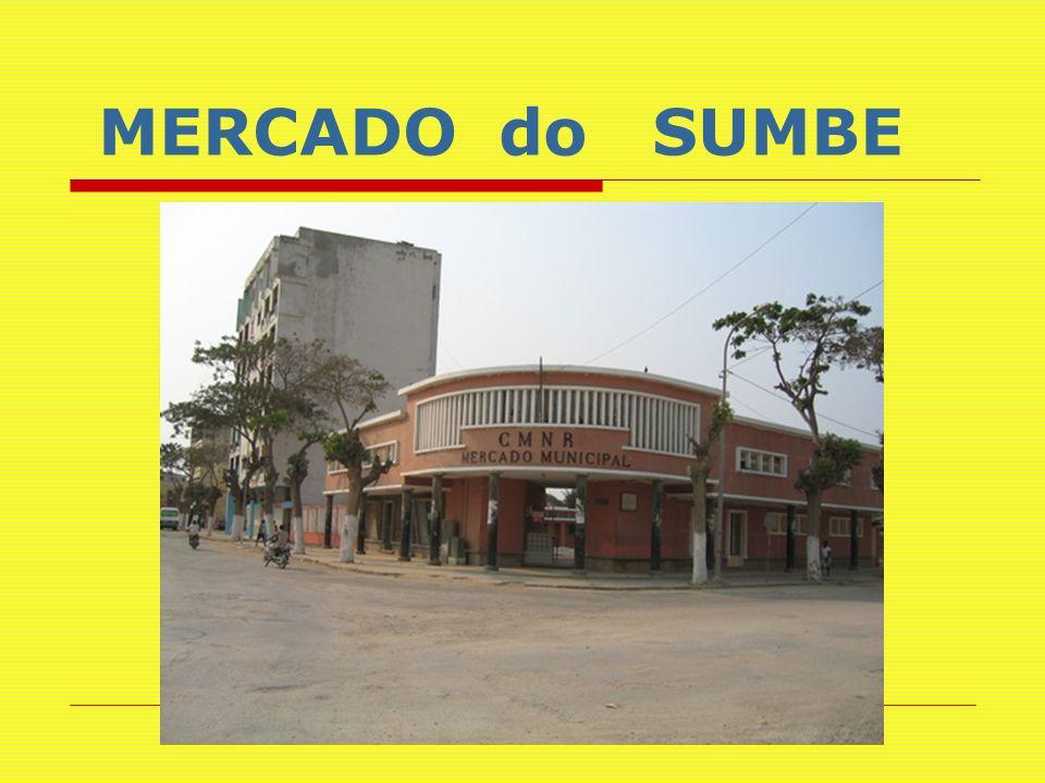 MERCADO do SUMBE