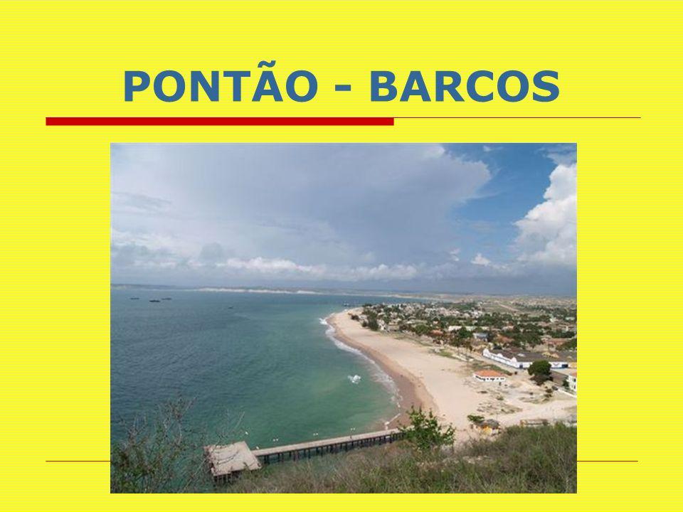 PONTÃO - BARCOS