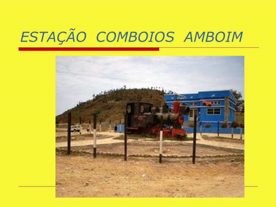ESTAÇÃO COMBOIOS AMBOIM