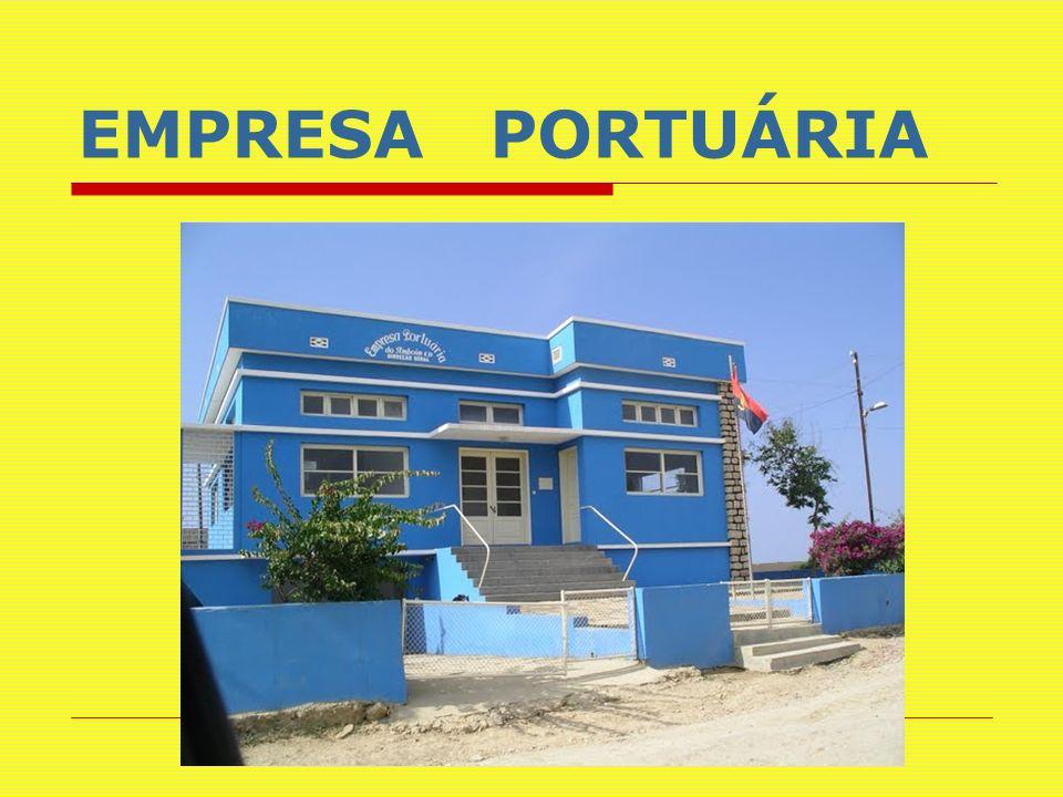EMPRESA PORTUÁRIA