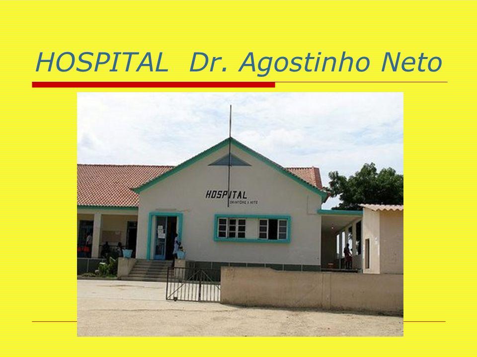 HOSPITAL Dr. Agostinho Neto