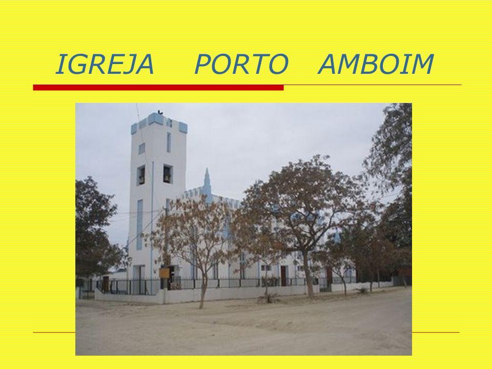 IGREJA PORTO AMBOIM