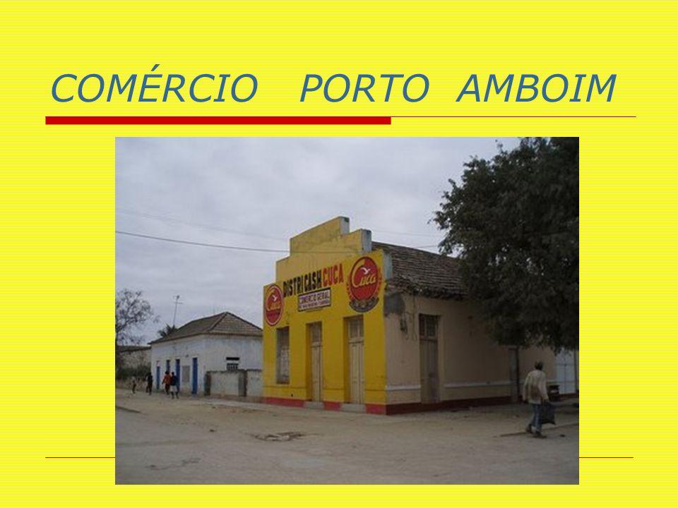COMÉRCIO PORTO AMBOIM