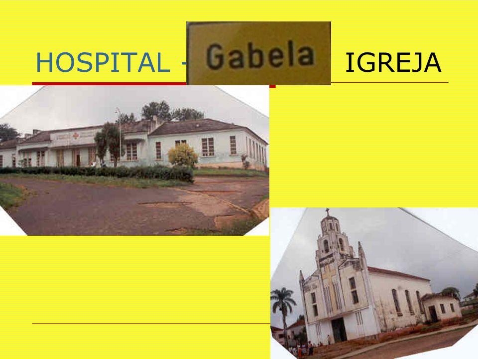 HOSPITAL - - IGREJA