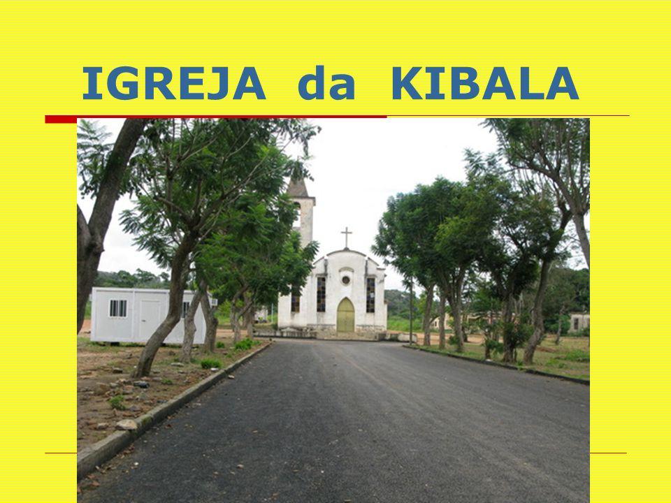IGREJA da KIBALA