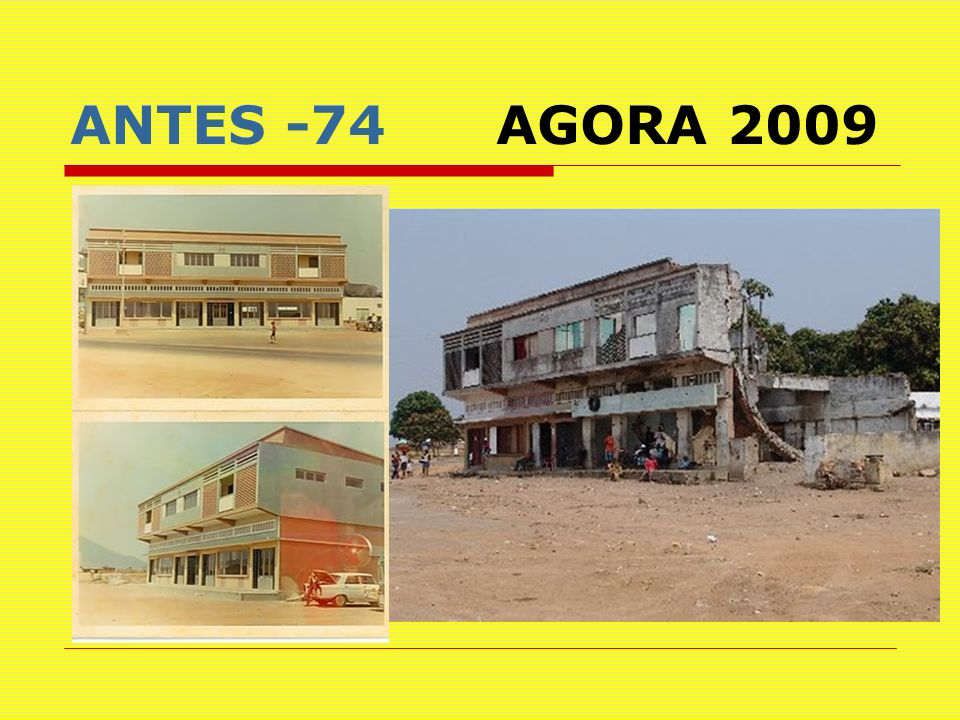 ANTES -74 AGORA 2009