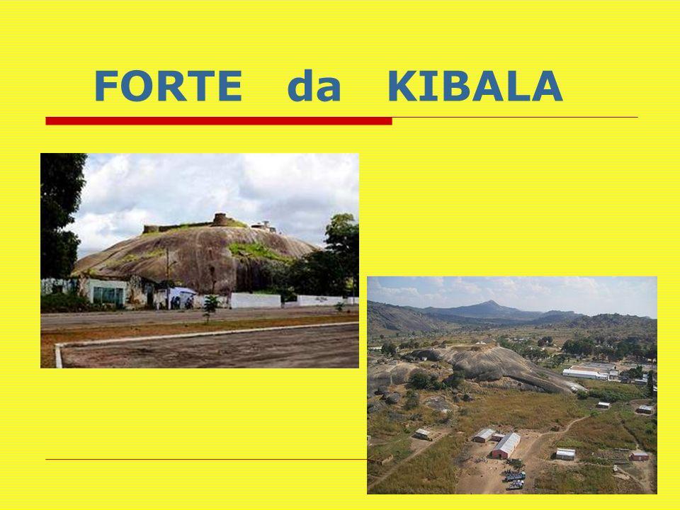 FORTE da KIBALA