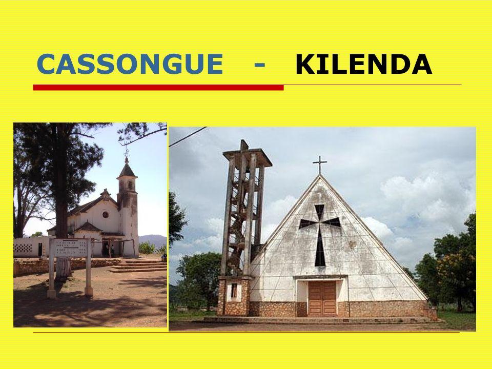 CASSONGUE - KILENDA