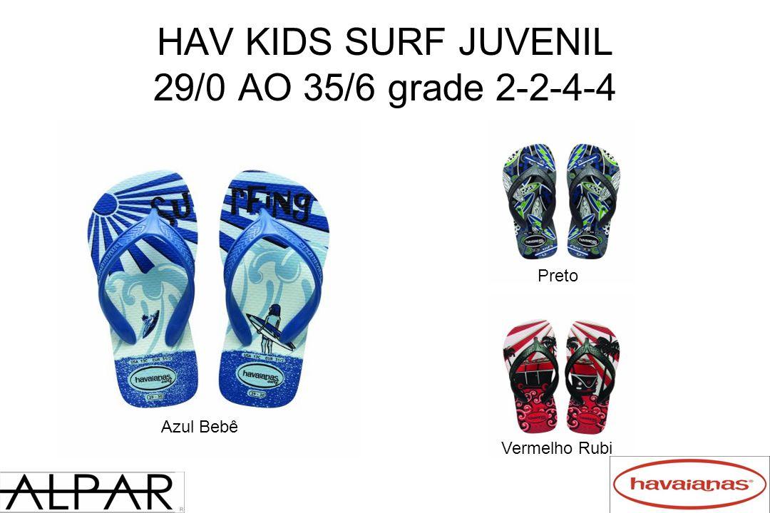 HAV KIDS SURF JUVENIL 29/0 AO 35/6 grade 2-2-4-4