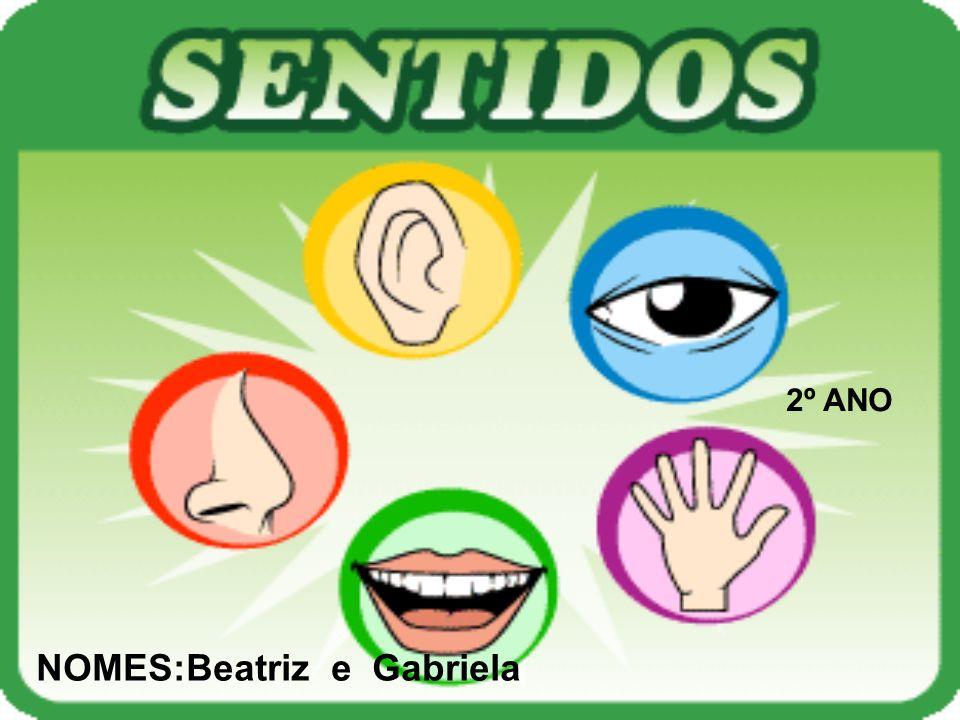 NOMES:Beatriz e Gabriela