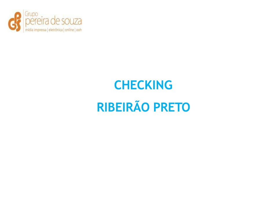 CHECKING RIBEIRÃO PRETO
