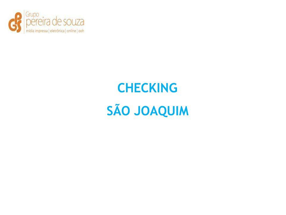 CHECKING SÃO JOAQUIM