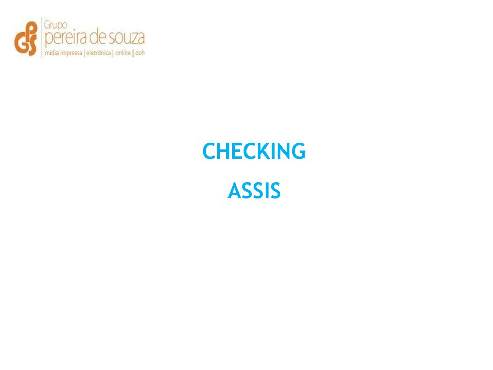 CHECKING ASSIS