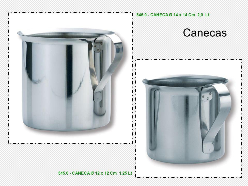 Canecas 546.0 - CANECA Ø 14 x 14 Cm 2,0 Lt