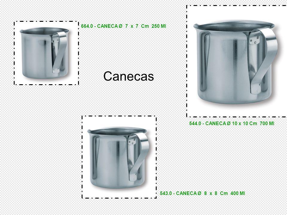 Canecas 664.0 - CANECA Ø 7 x 7 Cm 250 Ml