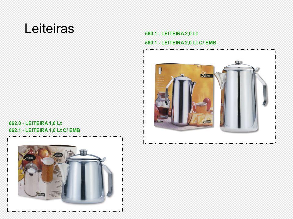 Leiteiras 580.1 - LEITEIRA 2,0 Lt 580.1 - LEITEIRA 2,0 Lt C/ EMB