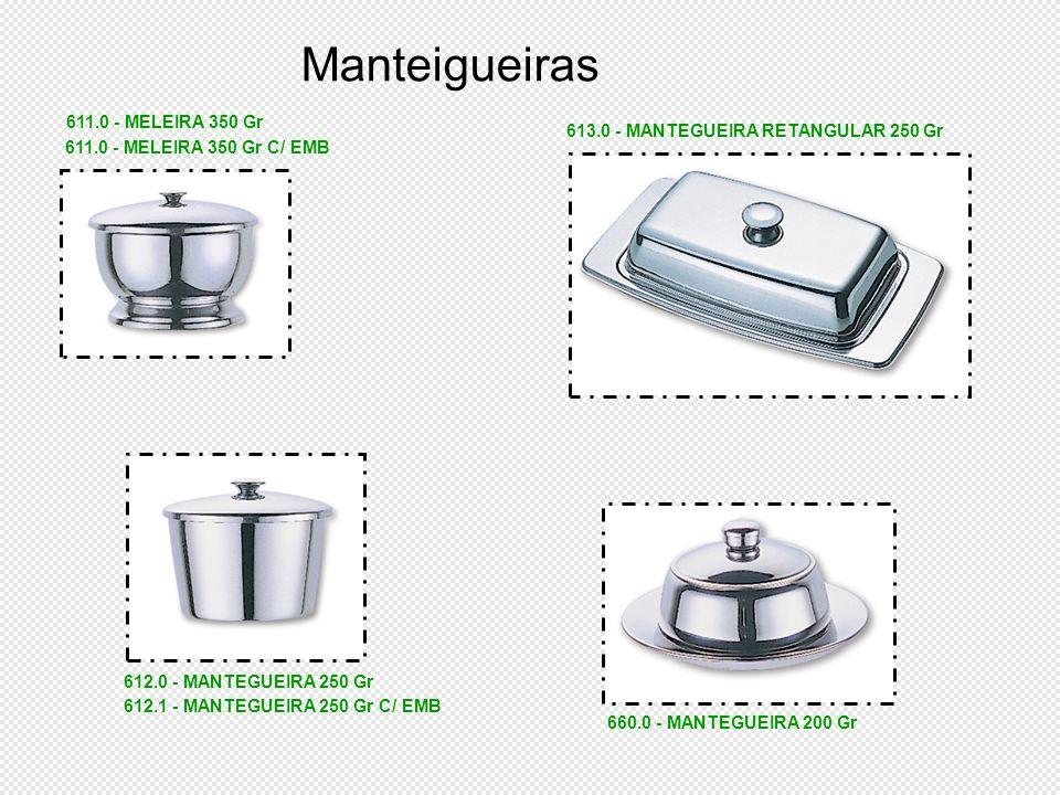 613.0 - MANTEGUEIRA RETANGULAR 250 Gr