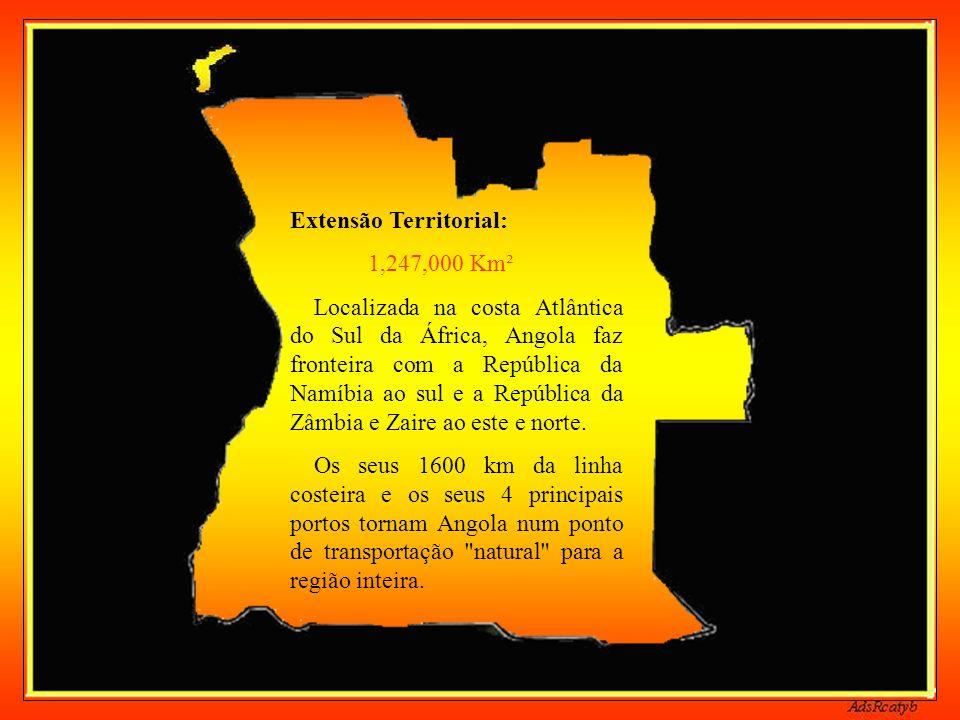 Extensão Territorial: