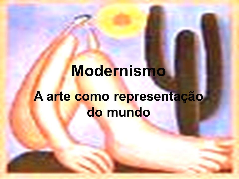 A arte como representação do mundo