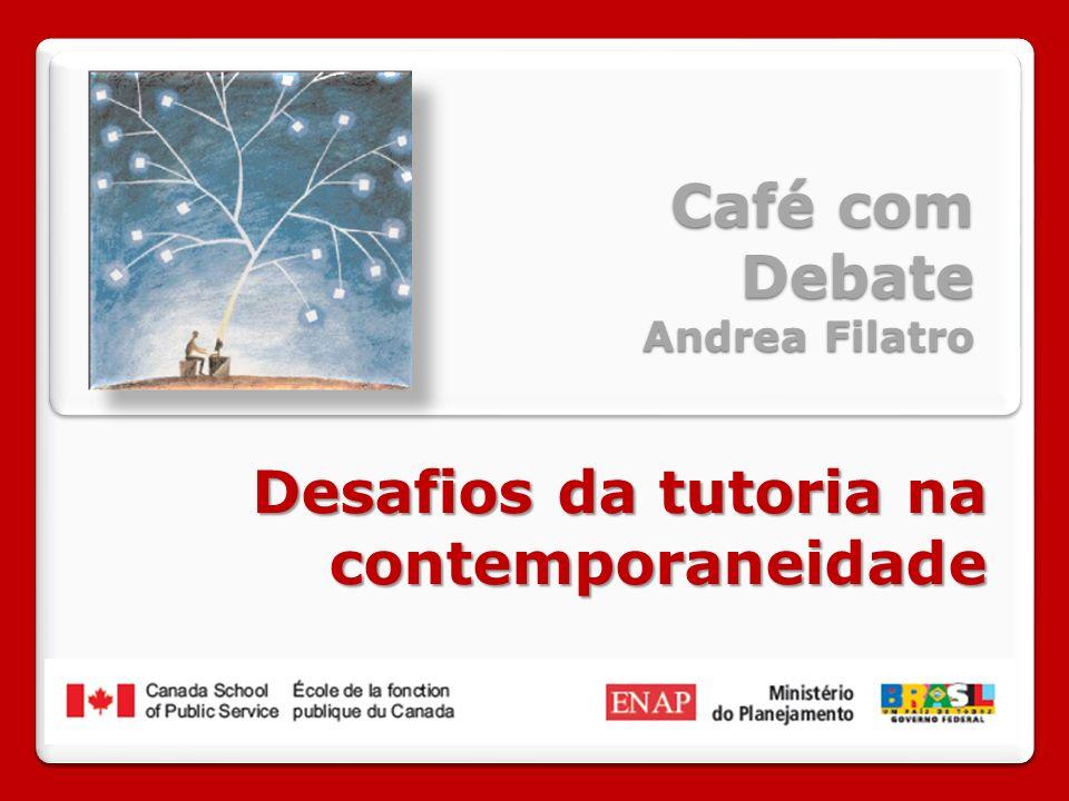 Café com Debate Andrea Filatro