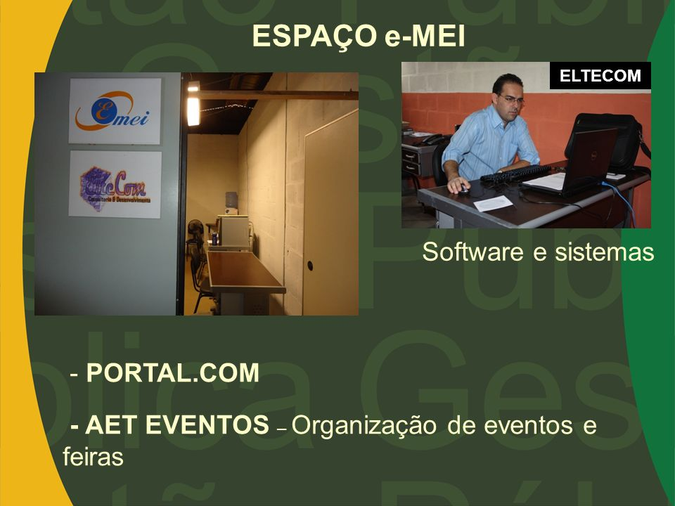 ESPAÇO e-MEI Software e sistemas - PORTAL.COM
