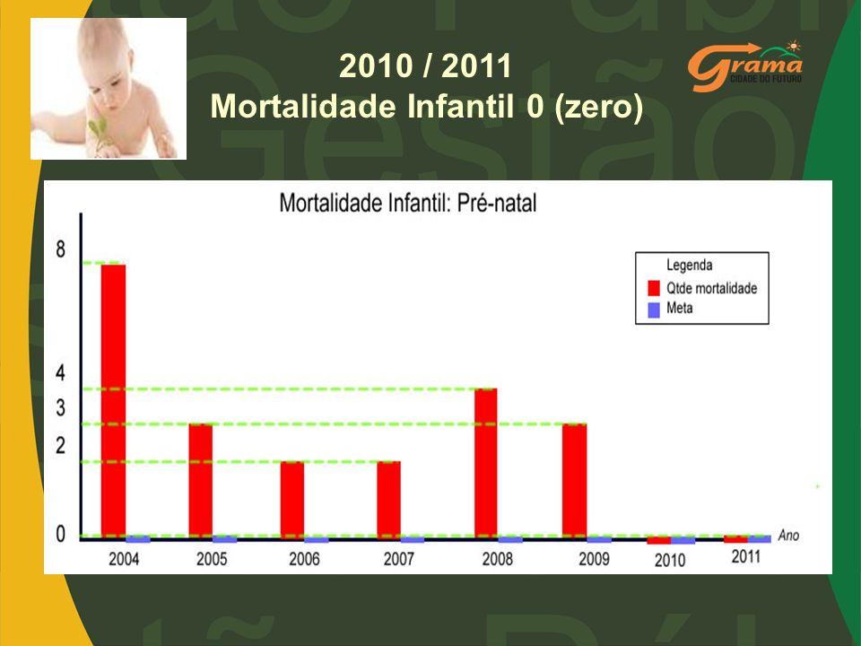 Mortalidade Infantil 0 (zero)